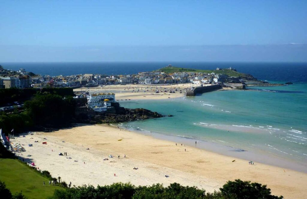 Camping West Cornwall